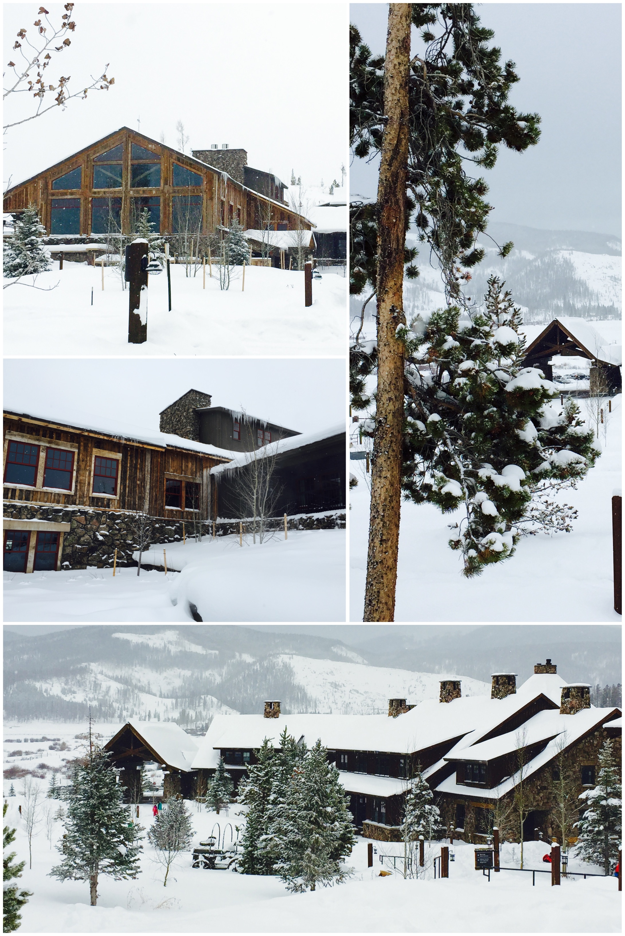 Weekenders: Winter Travel - Devil's Thumb Ranch Spa