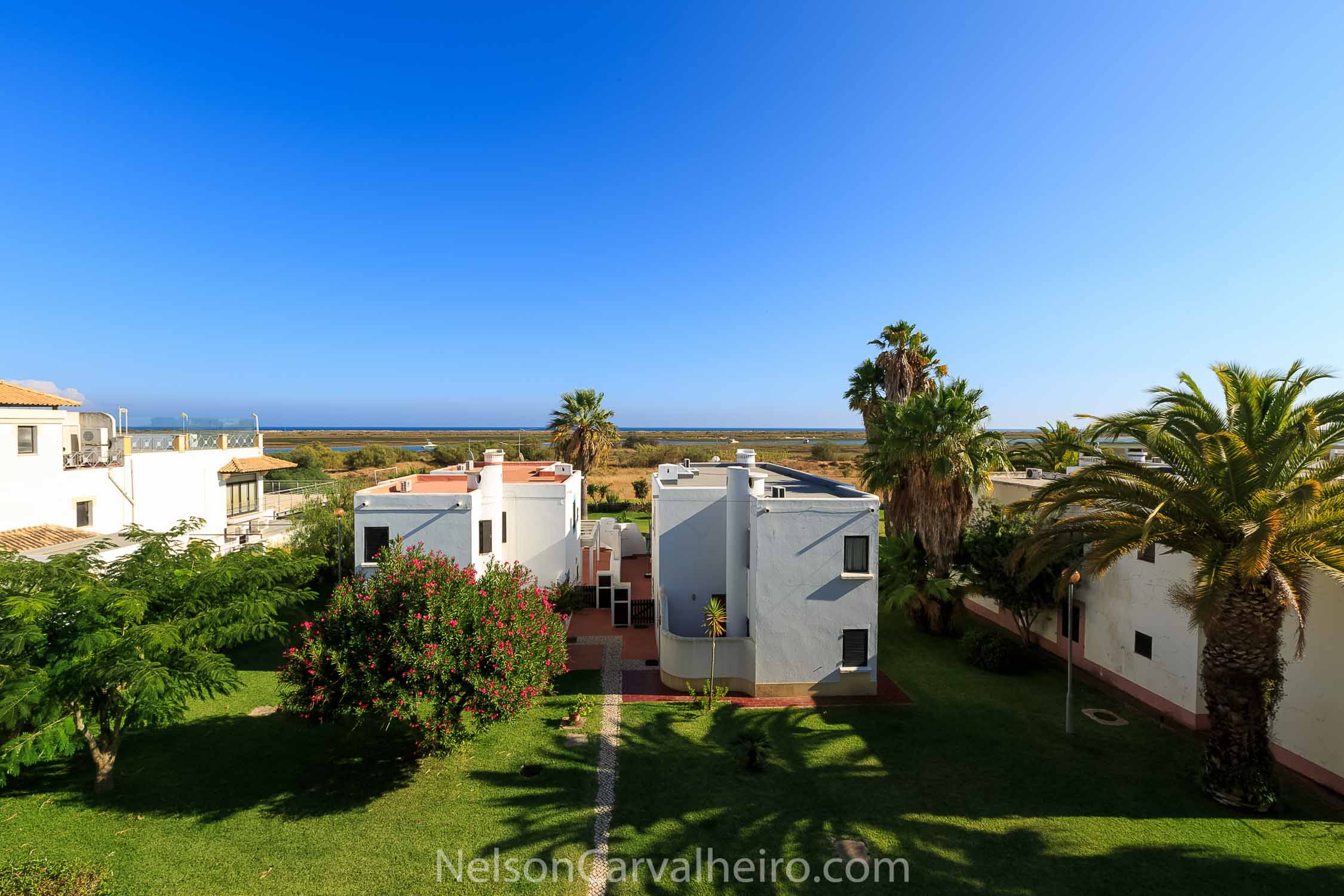 Nelson_Carvalheiro_Algarve_Flipkey_Guide (sea view from my apartment in Tavira)