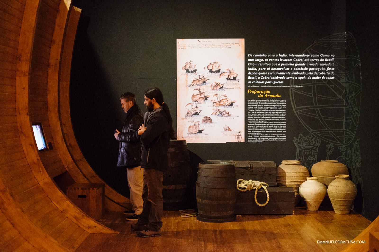 Interactive Museum of Portuguese Discoveries, Belmonte, 2016 - photo by Emanuele Siracusa for Nelson Carvalheiro Travel & Food and Centro de Portugal