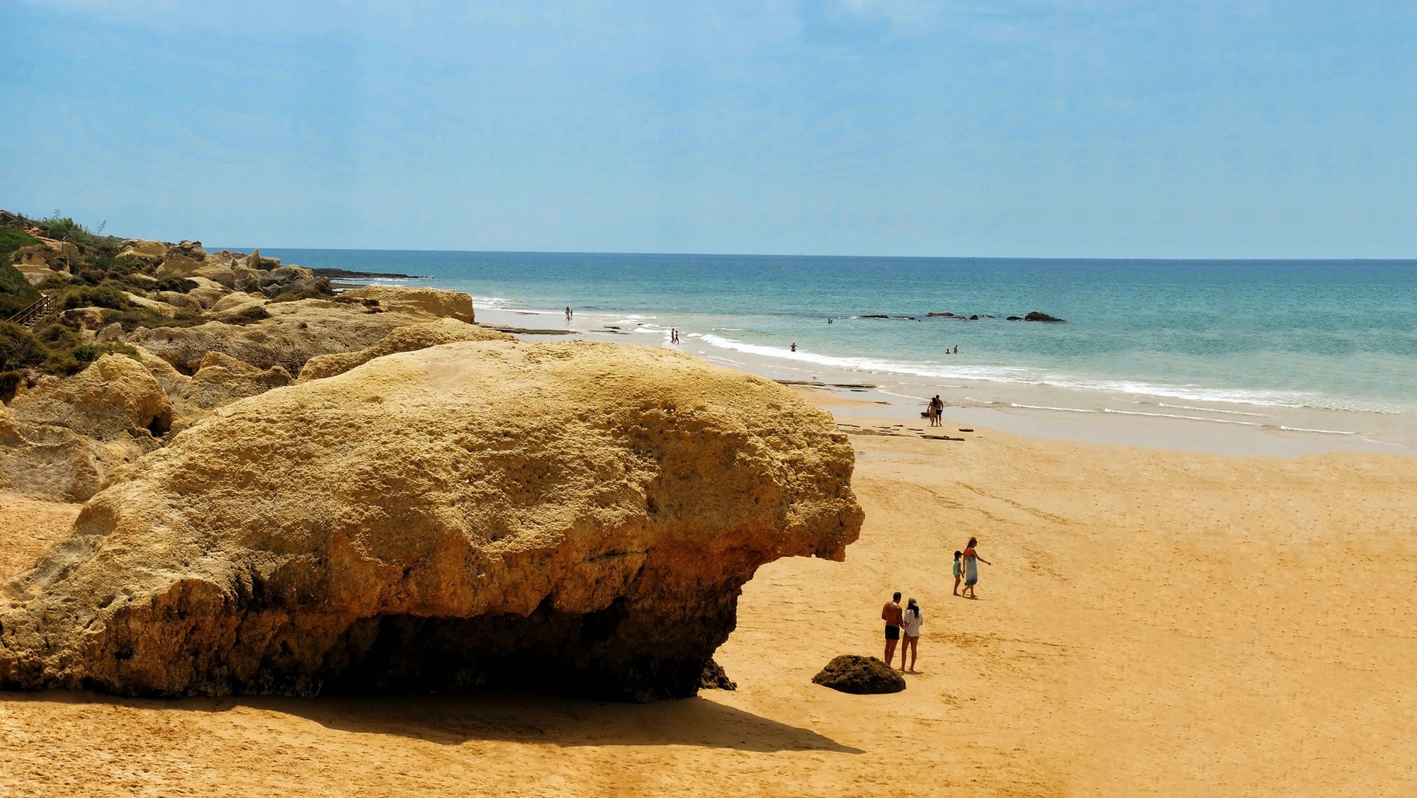 Best_Beaches-Central_Algarve_Praia_Gale