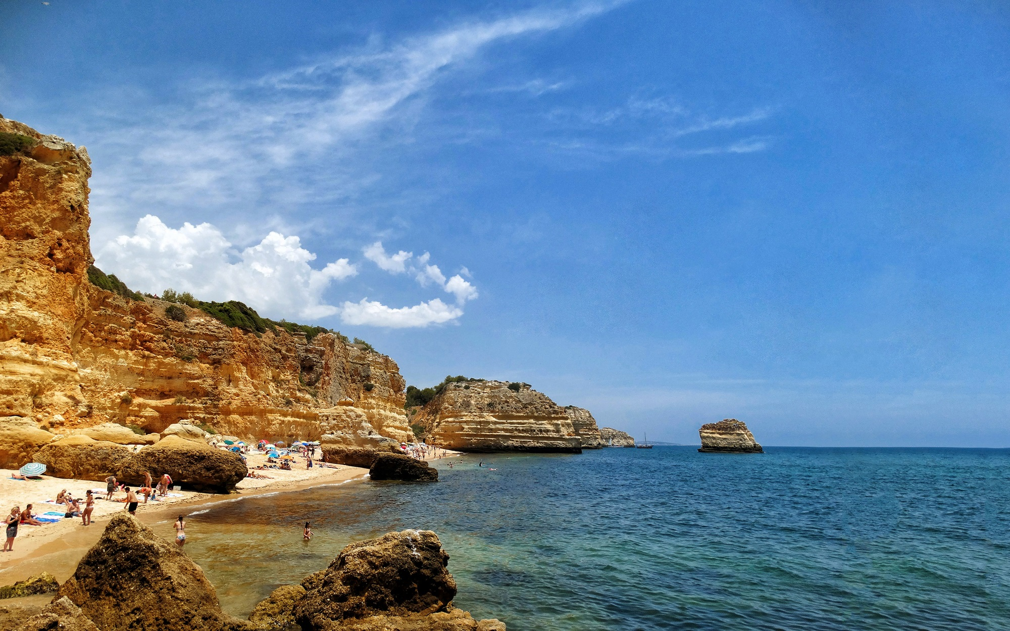 Best_Beaches-Central_Algarve_Praia_Marina