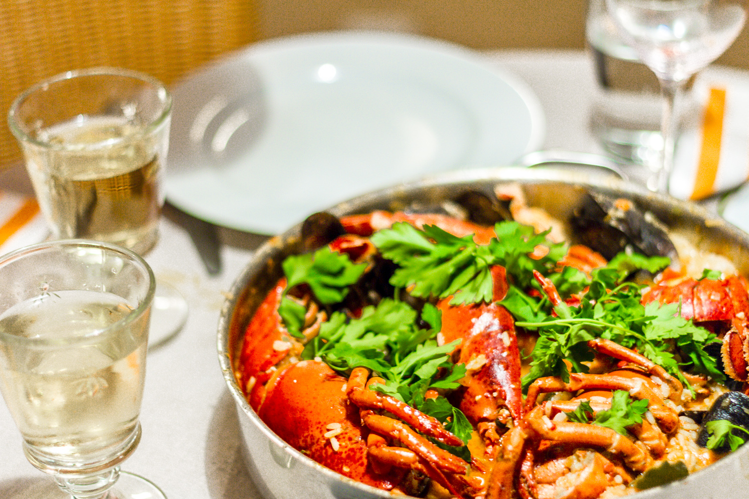 Portuguese Seafood Rice Recipe